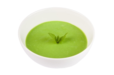 how to cook peas soup