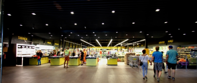 "The third largest store chain in Latvia ""top!"" expands"