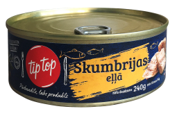 SKUMBRIJA EĻĻĀ TIP TOP